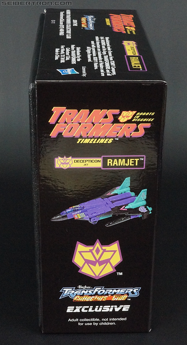 Transformers Convention & Club Exclusives Ramjet (G2) (Image #6 of 196)