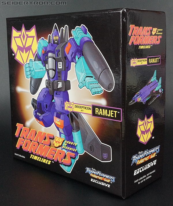 Transformers Convention & Club Exclusives Ramjet (G2) (Image #11 of 196)
