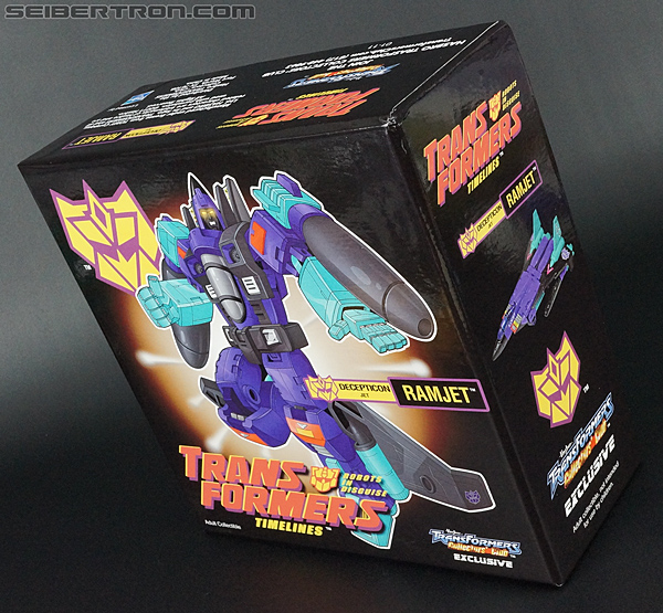 Transformers Convention & Club Exclusives Ramjet (G2) (Image #12 of 196)