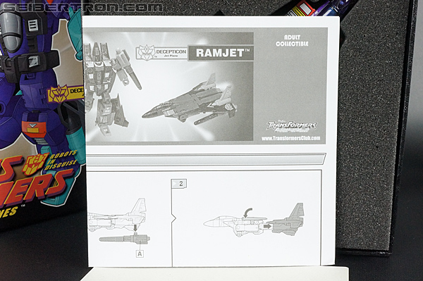 Transformers Convention & Club Exclusives Ramjet (G2) (Image #24 of 196)