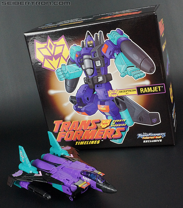 Transformers Convention & Club Exclusives Ramjet (G2) (Image #25 of 196)