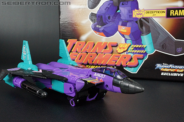 Transformers Convention & Club Exclusives Ramjet (G2) (Image #26 of 196)