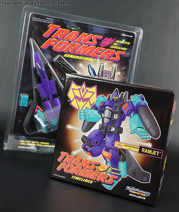 Transformers Convention & Club Exclusives Ramjet (G2) (Image #28 of 196)