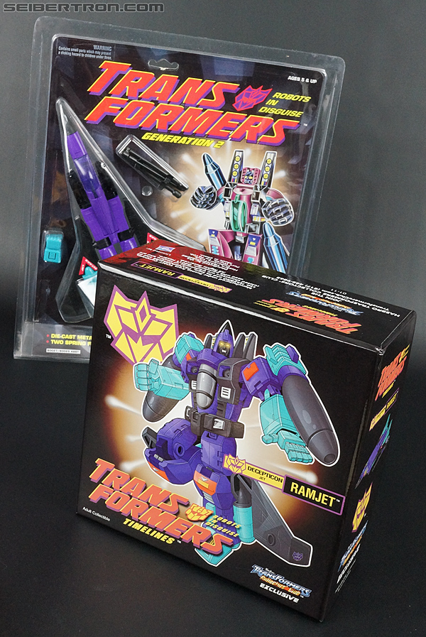 Transformers Convention & Club Exclusives Ramjet (G2) (Image #29 of 196)