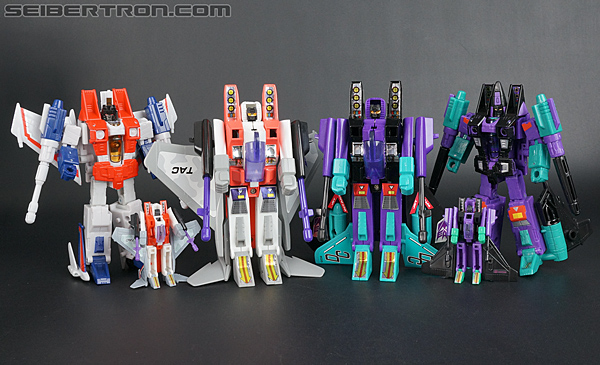 Transformers Convention & Club Exclusives Ramjet (G2) (Image #190 of 196)