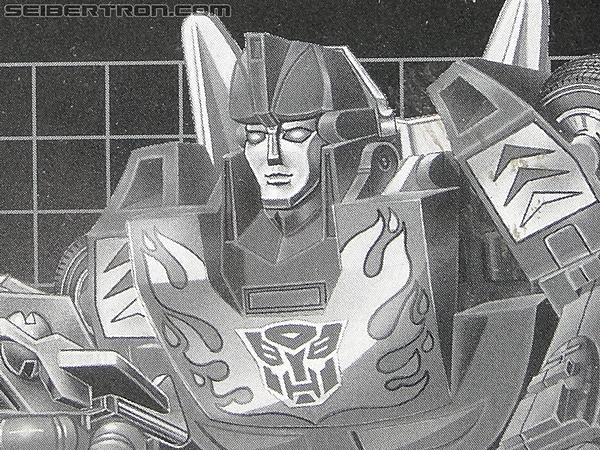 Transformers Convention & Club Exclusives Dark Hot Rod (Black Hot Rodimus)  (Reissue) (Image #4 of 153)