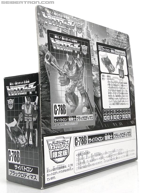 Transformers Convention & Club Exclusives Dark Hot Rod (Black Hot Rodimus)  (Reissue) (Image #13 of 153)