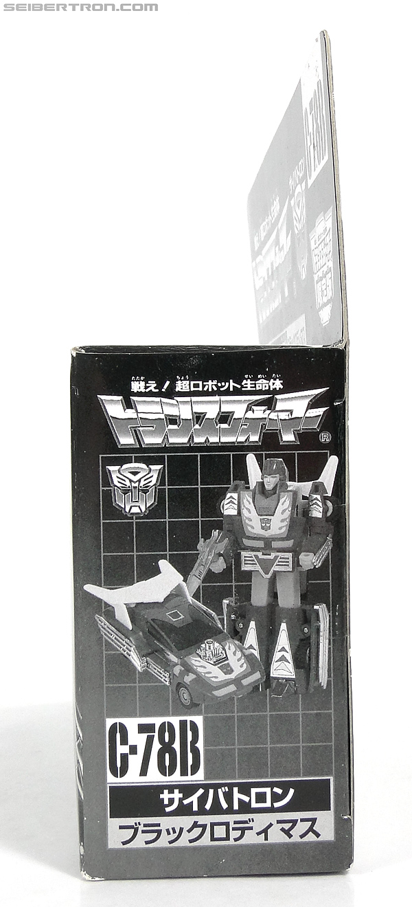 Transformers Convention & Club Exclusives Dark Hot Rod (Black Hot Rodimus)  (Reissue) (Image #14 of 153)