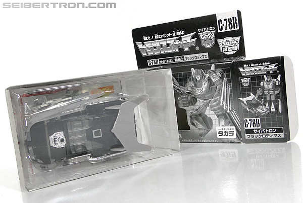 Transformers Convention & Club Exclusives Dark Hot Rod (Black Hot Rodimus)  (Reissue) (Image #19 of 153)