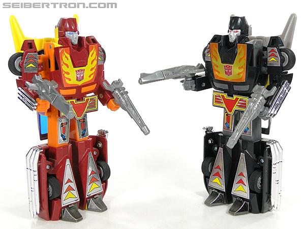 Transformers Convention & Club Exclusives Dark Hot Rod (Black Hot Rodimus)  (Reissue) (Image #136 of 153)