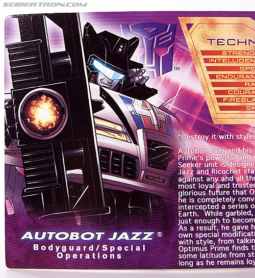 Transformers Convention & Club Exclusives Jazz (Image #32 of 102)