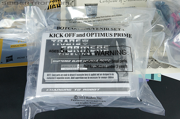 Transformers Convention & Club Exclusives Kick-Over (Kick-Off) (Image #1 of 142)