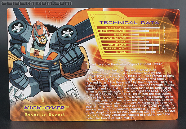 Transformers Convention & Club Exclusives Kick-Over (Kick-Off) (Image #3 of 142)