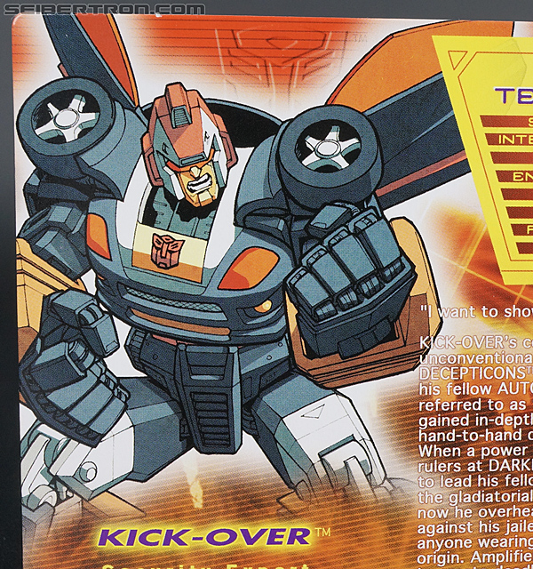 Transformers Convention & Club Exclusives Kick-Over (Kick-Off) (Image #4 of 142)