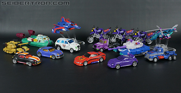 Transformers Convention & Club Exclusives Kick-Over (Kick-Off) (Image #37 of 142)
