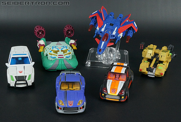 Transformers Convention & Club Exclusives Kick-Over (Kick-Off) (Image #40 of 142)