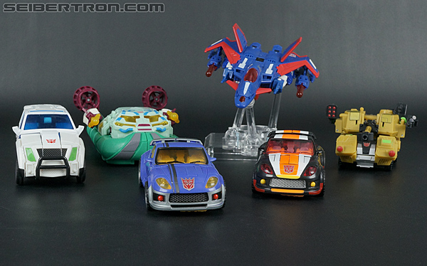 Transformers Convention & Club Exclusives Kick-Over (Kick-Off) (Image #41 of 142)