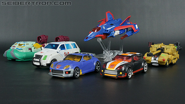 Transformers Convention & Club Exclusives Kick-Over (Kick-Off) (Image #43 of 142)