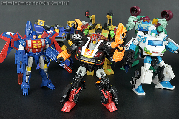 Transformers Convention & Club Exclusives Kick-Over (Kick-Off) (Image #141 of 142)