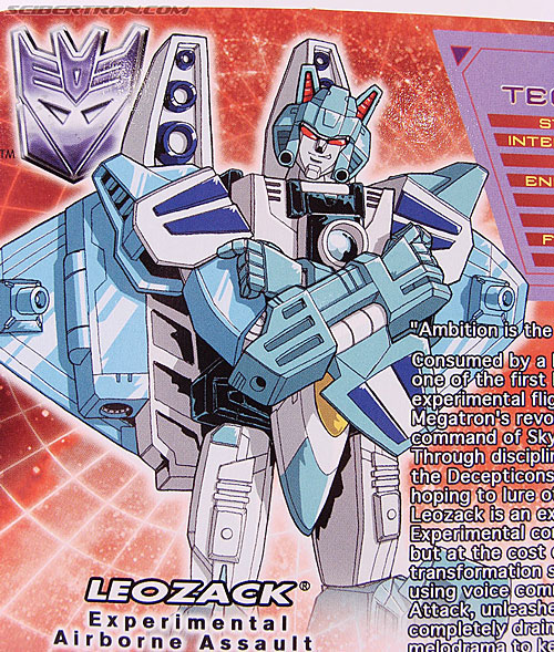 Transformers Convention & Club Exclusives Leozack (Image #4 of 106)