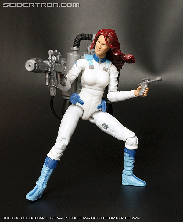 Transformers News: New Galleries: Club Exclusive Marissa Faireborn with Afterbreaker