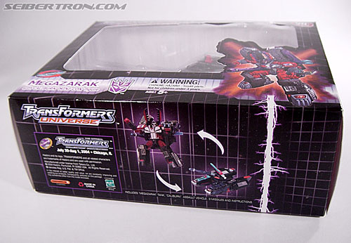 Transformers Convention & Club Exclusives Megazarak (Image #6 of 89)