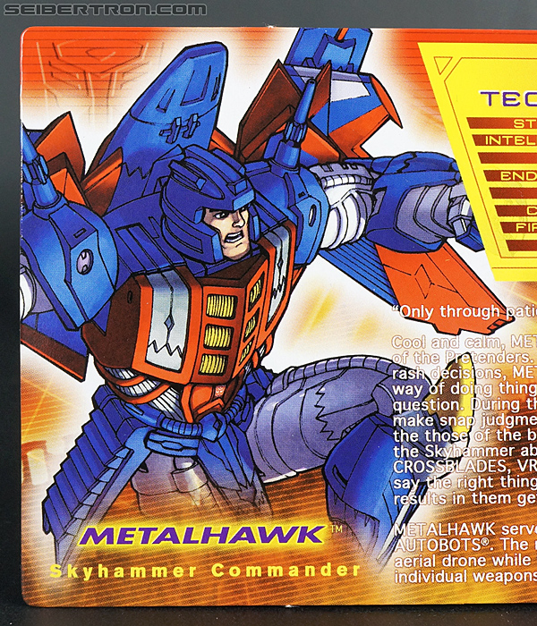 Transformers Convention & Club Exclusives Metalhawk (Image #8 of 153)