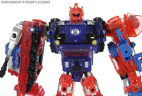 Transformers Convention & Club Exclusives Nexus Prime (Nexus Maximus) (Image #4 of 87)