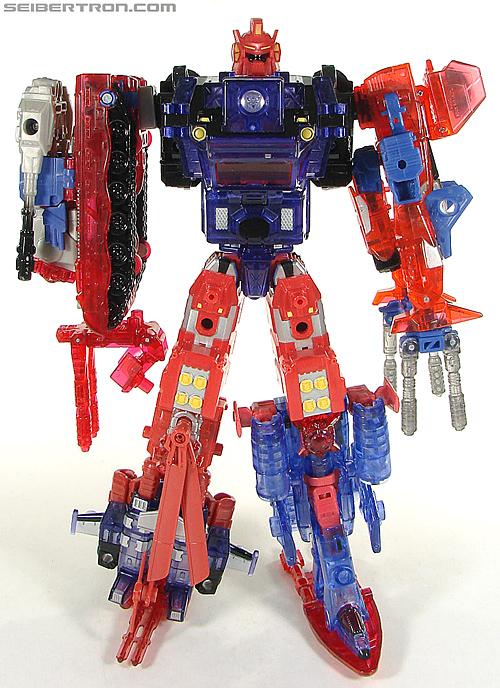 Transformers Convention & Club Exclusives Nexus Prime (Nexus Maximus) (Image #5 of 87)