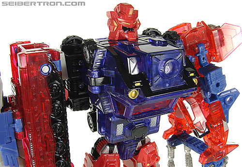 Transformers Convention & Club Exclusives Nexus Prime (Nexus Maximus) (Image #9 of 87)