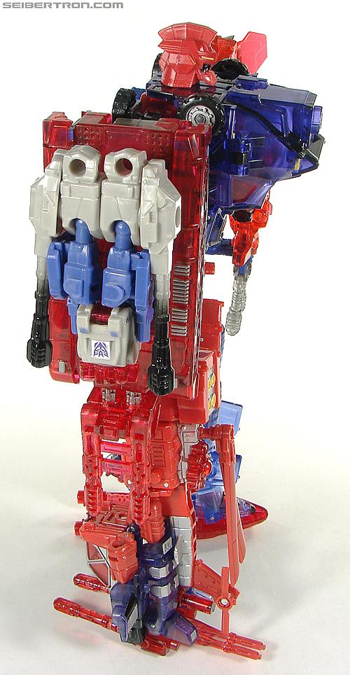 Transformers Convention & Club Exclusives Nexus Prime (Nexus Maximus) (Image #16 of 87)