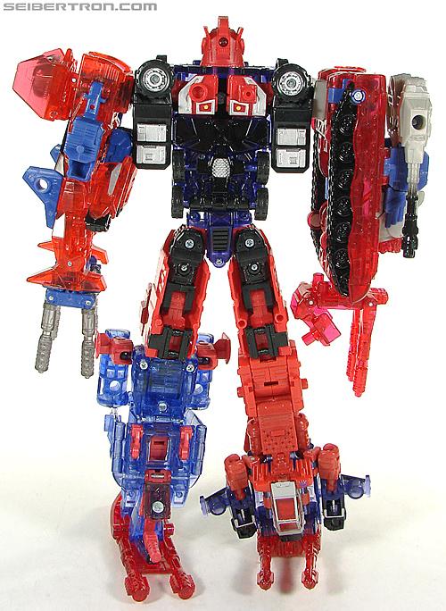 Transformers Convention & Club Exclusives Nexus Prime (Nexus Maximus) (Image #18 of 87)