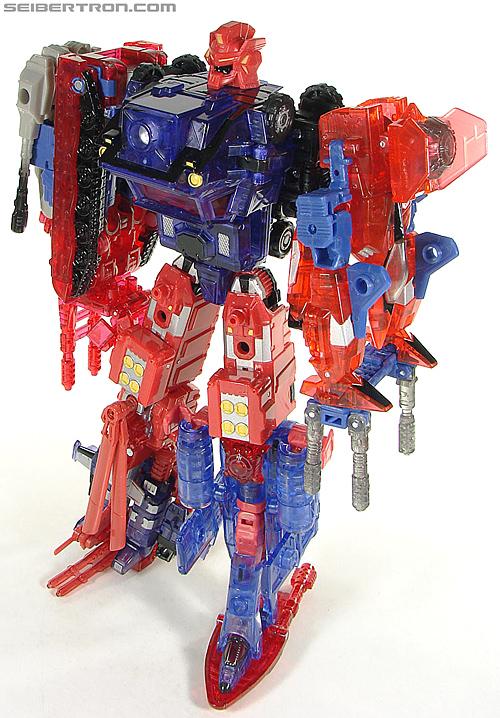Transformers Convention & Club Exclusives Nexus Prime (Nexus Maximus) (Image #22 of 87)