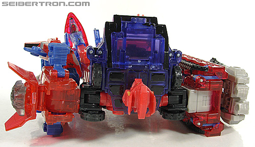 Transformers Convention & Club Exclusives Nexus Prime (Nexus Maximus) (Image #26 of 87)