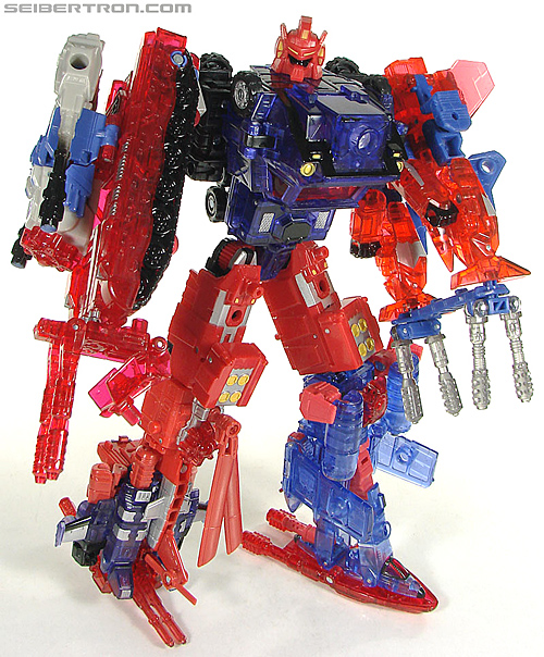 Transformers Convention & Club Exclusives Nexus Prime (Nexus Maximus) (Image #27 of 87)