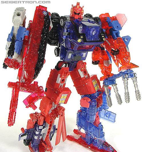 Transformers Convention & Club Exclusives Nexus Prime (Nexus Maximus) (Image #30 of 87)