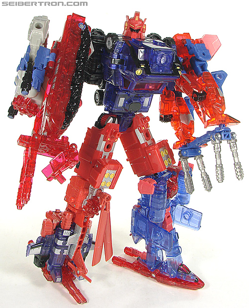 Transformers Convention & Club Exclusives Nexus Prime (Nexus Maximus) (Image #31 of 87)