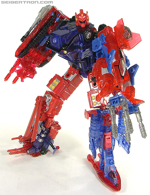 Transformers Convention & Club Exclusives Nexus Prime (Nexus Maximus) (Image #32 of 87)