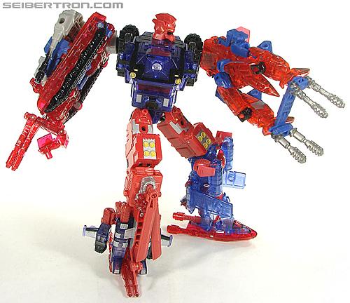 Transformers Convention & Club Exclusives Nexus Prime (Nexus Maximus) (Image #39 of 87)