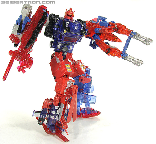 Transformers Convention & Club Exclusives Nexus Prime (Nexus Maximus) (Image #42 of 87)