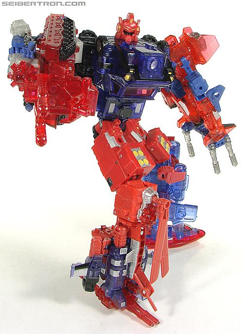 Transformers Convention & Club Exclusives Nexus Prime (Nexus Maximus) (Image #47 of 87)