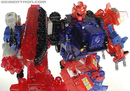 Transformers Convention & Club Exclusives Nexus Prime (Nexus Maximus) (Image #48 of 87)