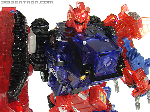 Transformers Convention & Club Exclusives Nexus Prime (Nexus Maximus) (Image #49 of 87)