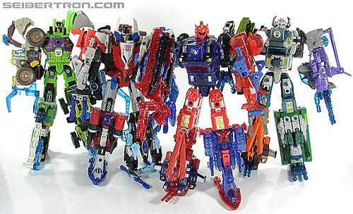 Transformers Convention & Club Exclusives Nexus Prime (Nexus Maximus) (Image #66 of 87)