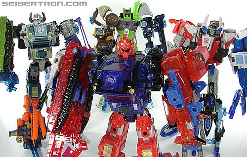 Transformers Convention & Club Exclusives Nexus Prime (Nexus Maximus) (Image #69 of 87)