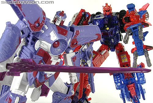 Transformers Convention & Club Exclusives Nexus Prime (Nexus Maximus) (Image #86 of 87)