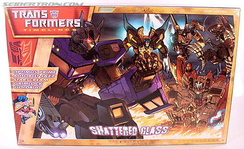Transformers Convention & Club Exclusives Optimus Prime (Image #1 of 116)