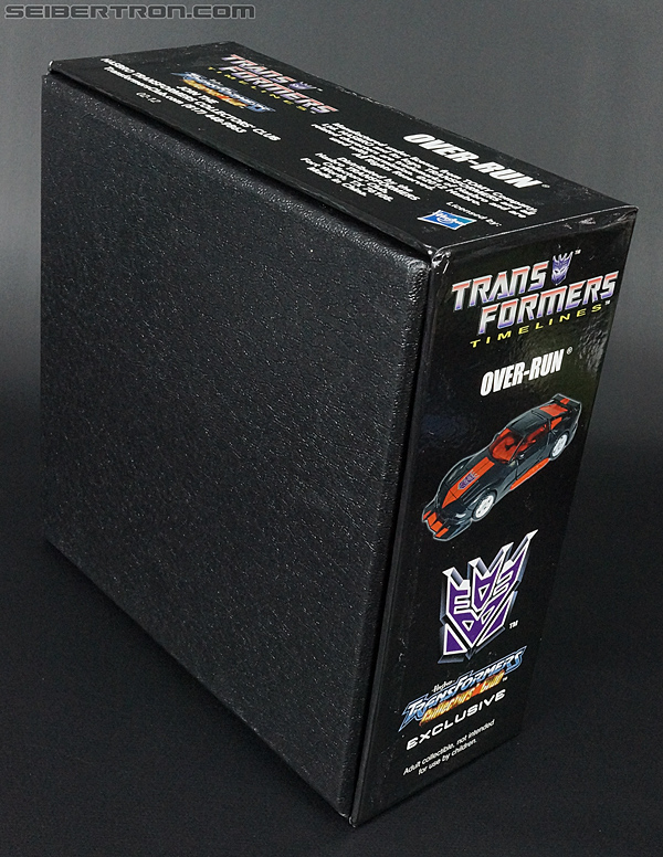 Transformers Convention & Club Exclusives Over-Run (Runabout) (Image #9 of 282)