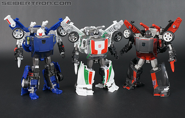 Transformers Convention & Club Exclusives Over-Run (Runabout) (Image #264 of 282)