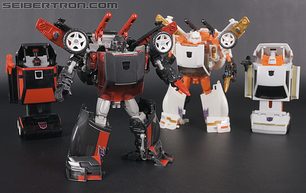 Transformers Convention & Club Exclusives Over-Run (Runabout) (Image #281 of 282)